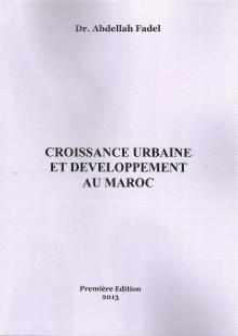croissance urbaine et développement au Maroc