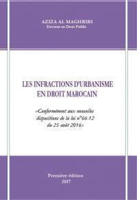Les infractions d'urbanisme en droit marocain