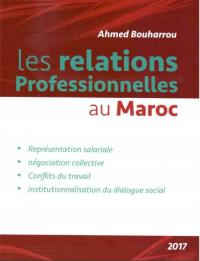 Les relations professionnelles au Maroc