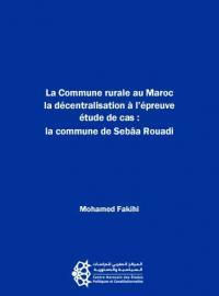 La commune rurale au Maroc