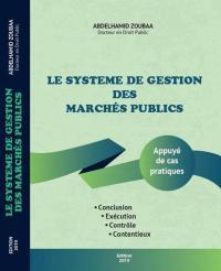 le système de gestion des marchés publics
